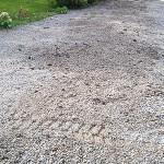 Grävning markslang i Ljung