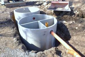 Slamavskiljare av Cement