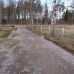 Upprustning av grusväg Västerlösa